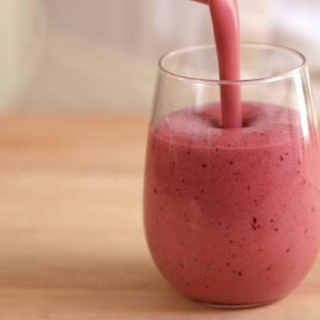 Cherry Smoothie